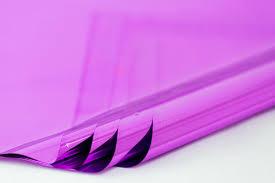 mylar tissue paper magenta purple mylar metallic magenta mylar tissue paper 10