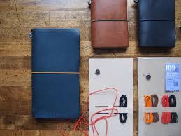 travelers notebook images How to change the elastic for midori traveler 39 s notebooks wonder jpg