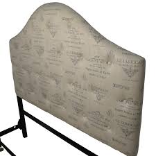 french headboard queen upholstered headboard and frame gallery including off pier queen