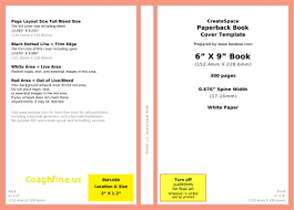 templates for book covers free createspace cover template how to make a pdf cover for your