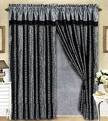 Leopard Curtains Leopard Print Decor Find Trendy Leopard Print Home Decor