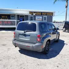 grey chevrolet hhr in florida for sale used cars on buysellsearch