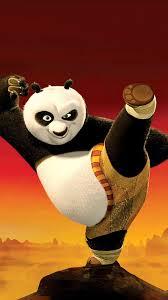 3d kungfu panda phone wallpaper mobile theme 8556 wallpaper