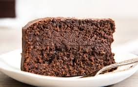 a quick and easy five ingredient mud cake wholefood simply