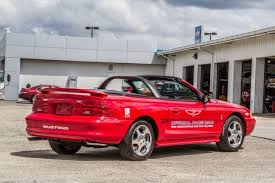1994 ford mustang cobra specs 1994 ford mustang cobra pace car convertible for sale photos