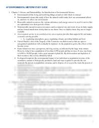 ap environmental midterm study guide docx studyblue