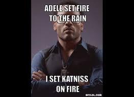 Hunger Games Meme - hipster cinna 6 hilarious hunger games memes huffpost