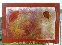 Simple Fall Crafts For Kids - autumn crafts