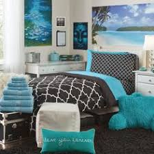 College Dorm Rugs Hula Teal And Love Sign Decorative Pillow Duo Dorm Room Decor