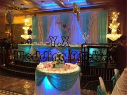 wedding backdrop curtains for sale aliexpress buy hot sale wedding backdrop curtains stage