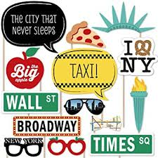 photo booth props for sale new york photo booth props kit 20 count toys