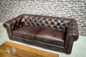 vintage leather chesterfield sofa krieger vintage sofa an exceptional vintage leather sofa pib