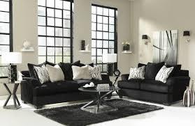 Traditional Fabric Sofas Sofas Center Shocking Black Sofa Set Picture Ideas Modern