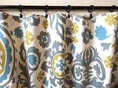 Suzani Curtain Riya Suzani Curtain 60 65 Pier One I Could Make This