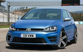 new volkswagen car new volkswagen golf r available in britain autoevolution