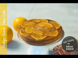 orange upside down cake youtube