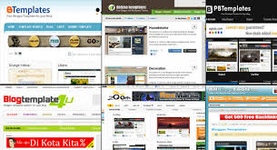top 20 websites for free blogger templates download