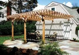 Building A Arbor Trellis Landscapeonline Design U2022 Build U2022 Maintain U2022 Supply
