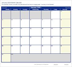 Excel Monthly Calendar Template Excel Calendar Templates Cyberuse