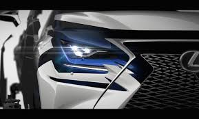 lexus build suv 2017 lexus nx facelift previewed ahead shanghai debut