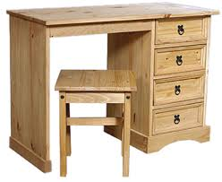 mexican pine computer desk corona range tbs discount furniture a large selection of ready