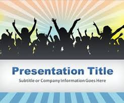free party powerpoint templates free ppt u0026 powerpoint