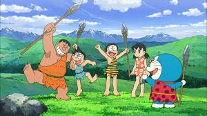wallpaper doraemon the movie doraemon nobita and the birth of japan 2016 movie wallpaper