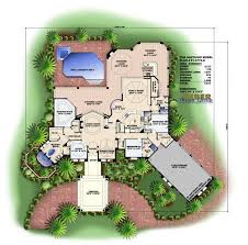 Home Floor Plans Mediterranean 43 Best House Plans Images On Pinterest House Floor Plans Dream
