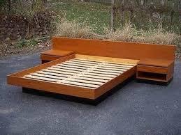 Bed Frame Plans Wood Bed Frame Plans Pictures Reference