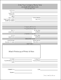 employees information sheet new employee information form expin franklinfire co