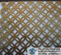 decorative perforated metal screen decorative perforated metal