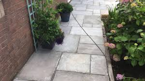 Indian Sandstone Patio by Indian Sandstone Patio Installers In Caerphilly Indian Sandstone