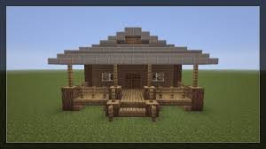 minecraft how to build a small but good cottage house youtube
