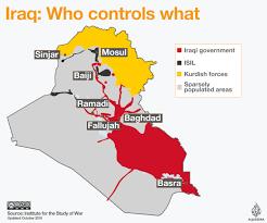 Map Iraq Mosul Iraqi Army Battles Isil In U0027historic Operation U0027 Iraq News