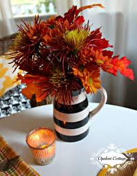 halloween flowers opulent cottage tablescapes