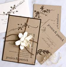 taupe recycled paper envelopes burlap liner twine and