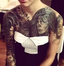 chest tattoos insider