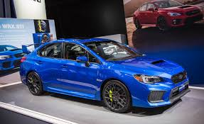 subaru truck 2018 2018 subaru wrx pictures photo gallery car and driver