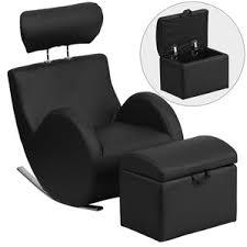 Childrens Leather Chair And Footstool Kids U0027 Chairs You U0027ll Love Wayfair