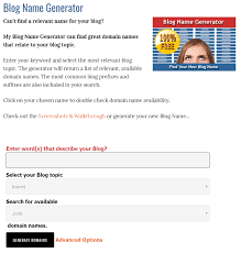 21 domain name generators to help you find the domain name