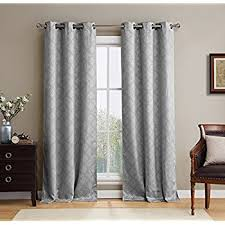 Blackout Curtains 108 Inches Amazon Com H Versailtex Thermal Insulated Blackout Window Room