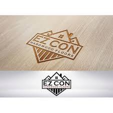 logo design contests artistic logo design for ez con hardwood