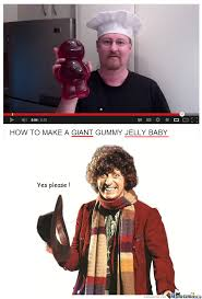 Yes Baby Meme - would you like a giant jelly baby yes please by recyclebin meme