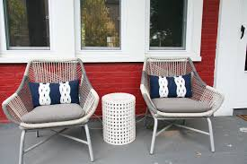 Front Patio Chairs by Ye Ol U0027 Front Porch Red Rowhouse