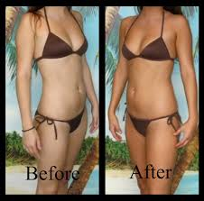 before and after tanning tanning pinterest