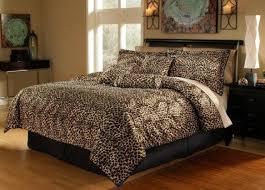 design leopard print bedroom ideas 15928