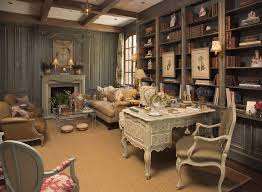 Country French Area Rugs French Country Bookcase Home Office Traditional With Area Rug