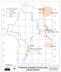Oregon Map Of Counties by Frequently Asked Questions About The Library District Josephine