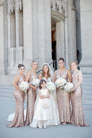 sequin bridesmaid dresses pretty sequin bridesmaids dresses part ii aisle