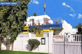 consolato india embassy of bosnia and herzegovina new delhi india
